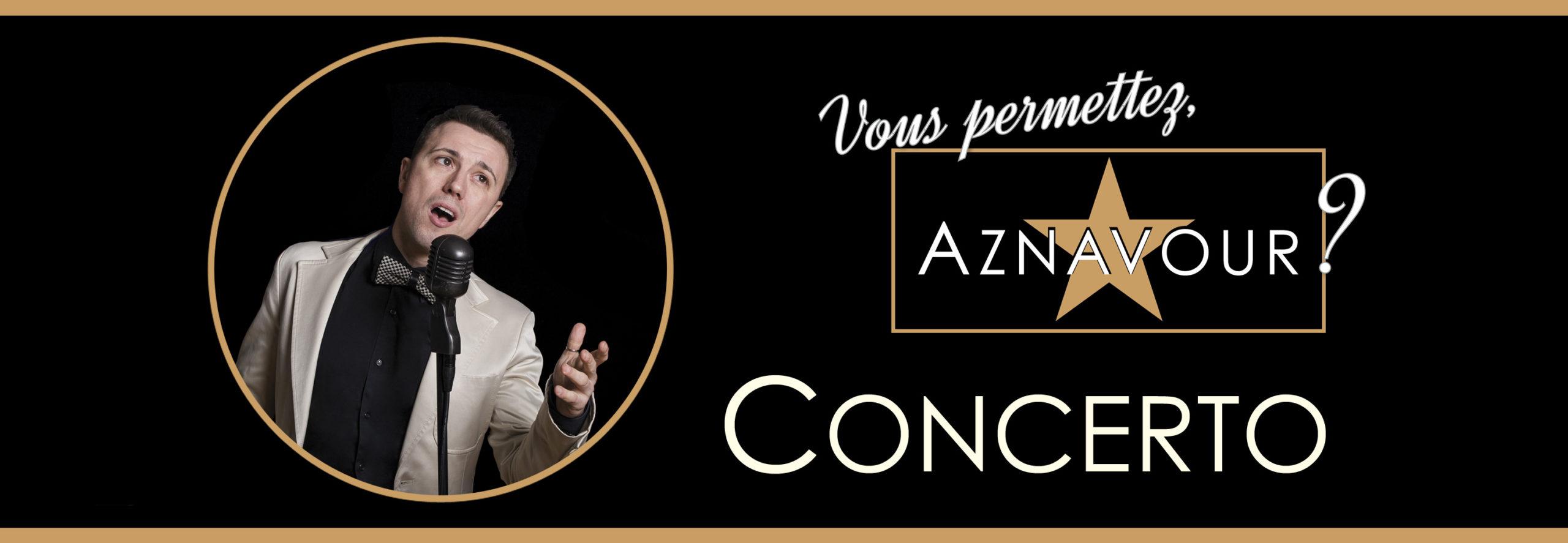 """Michelangelo Nari - Concerto """"Vous permettez, Aznavour?"""""""