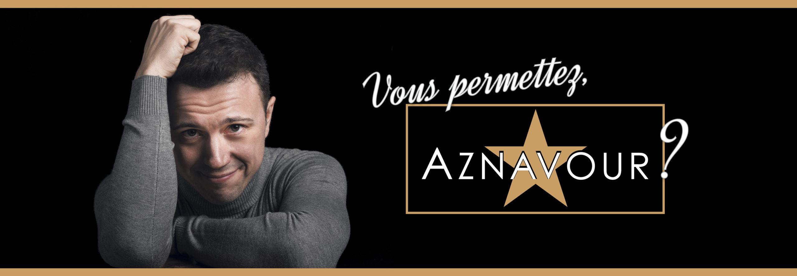 """Michelangelo Nari - """"Vous permettez, Aznavour?"""" - Home page - Page d'accueil"""