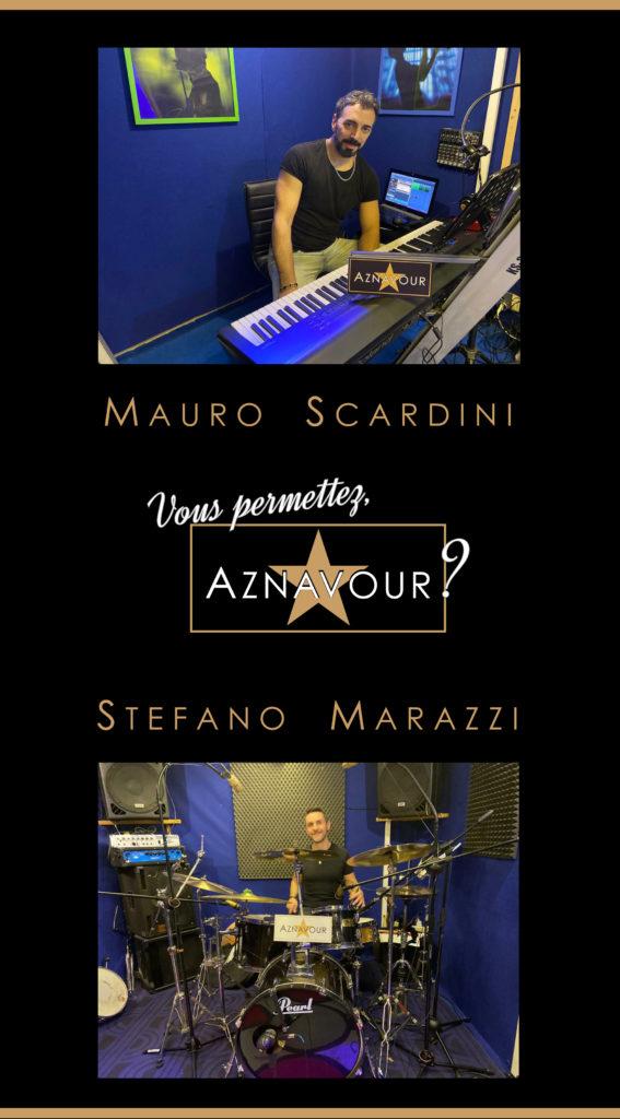 Mauro Scardini e Stefano Marazzi