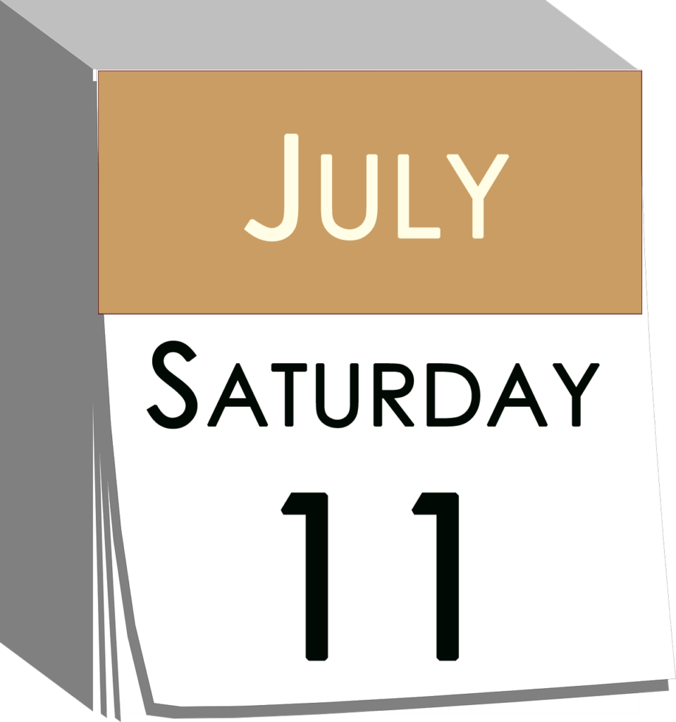 2020-July-11-Saturday