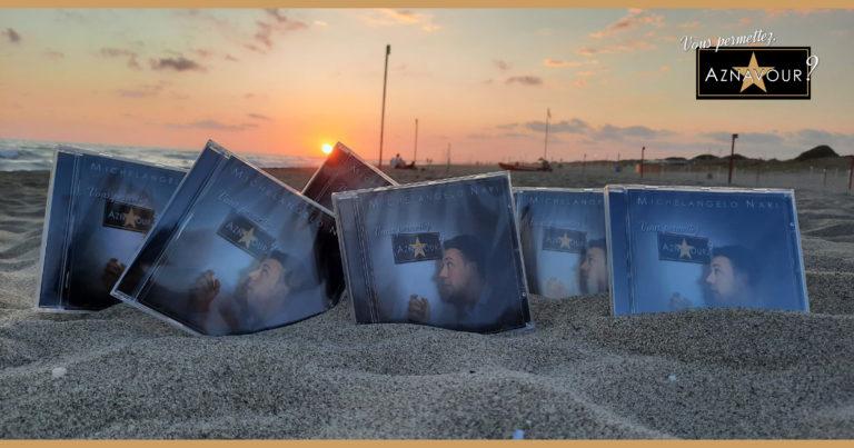 """Michelangelo Nari - """"Vous permettez, Aznavour?"""" - Achetez votre CD - Ordina il CD - Order the CD"""