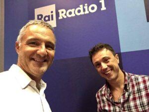 Michelangelo Nari e Max De Tomassi - Stereonotte Brazil - Radio1Rai